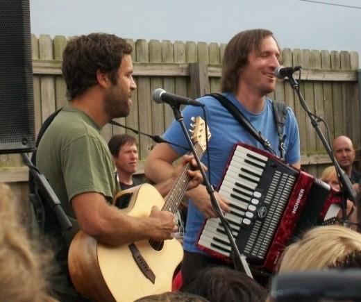 Jack Johnson & Zach Gill Tampa