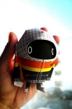 Shin Tanaka Paper Toys