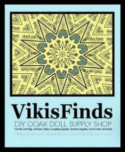 VikisFinds DIY OOAK Supply Shop