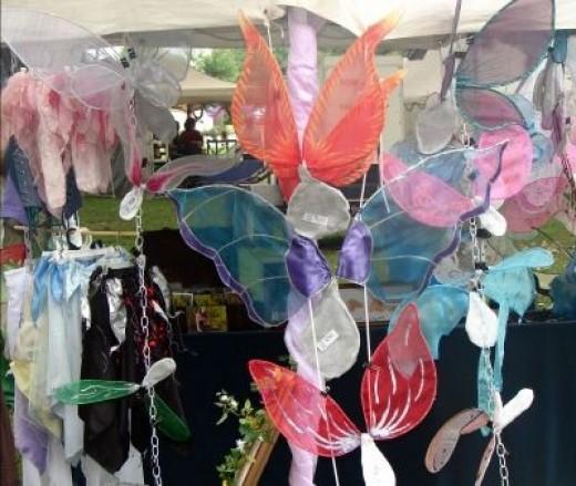Selling Fairy Wings