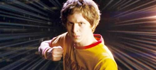 Michael Cera as Scott Pilgrim