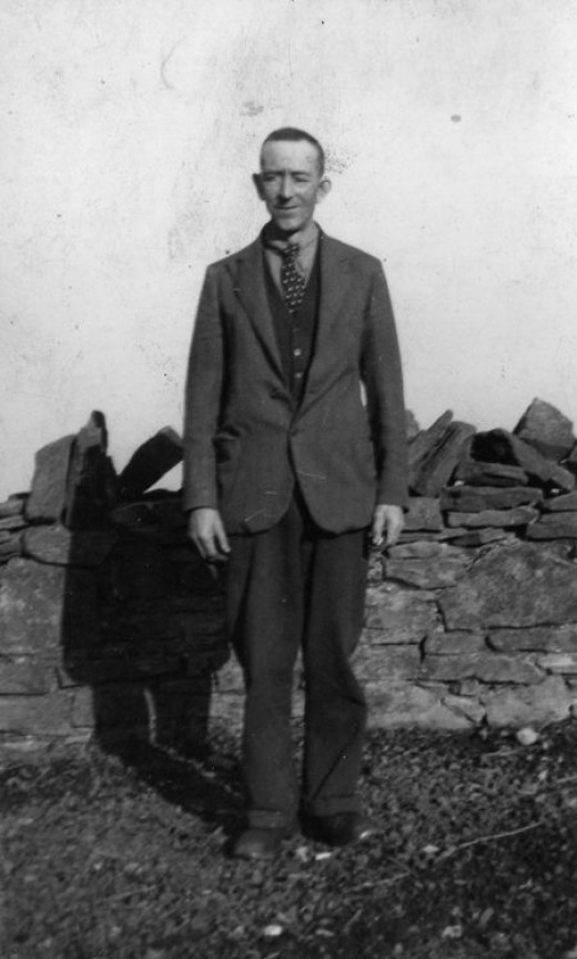 Grandad, who died before I was born
