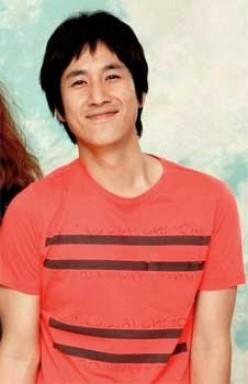 Lee Sun Gyun (Korean Actor)