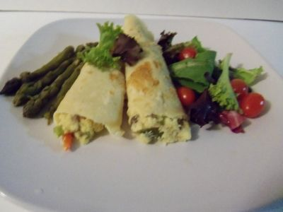 Photo by favored1 Crabmeat Crepes