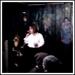 Ria B karaoke night 2011