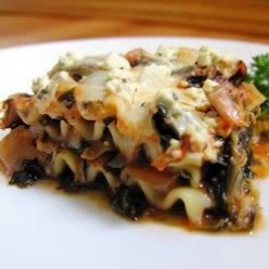 National Lasagna Day - Spinach Lasagna
