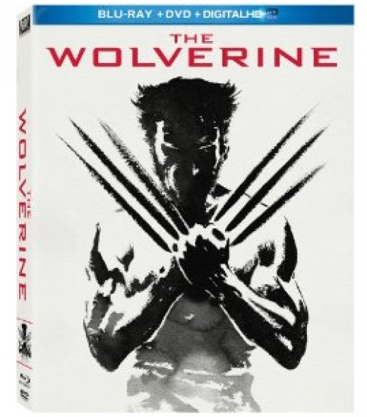 The Wolvrine DVD