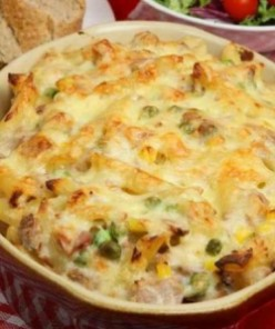 Baked Tuna Casserole & Over 20 Recipes for Using Tuna