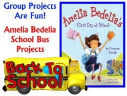 http://www.uniqueteachingresources.com/Amelia-Bedelia-First-Day-of-School-Lesson-Plans.html