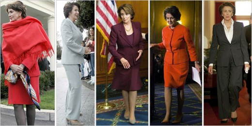 Nancy Pelosi, 1st woman Speaker of the U.S. House of Representatives, 3rd in line for the Presidency