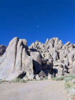 The Mysterious Alabama Hills of California