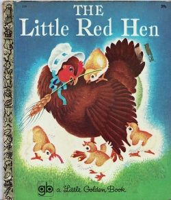 Little Red Hen Book