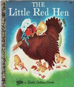 The Classic Little Red Hen