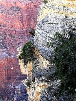 A grand place to hike .. The Grand Canyon!