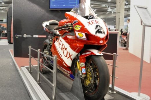Troy Bayliss Ducati 999
