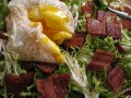 Bacon Salad Dressing. How to Make a Bacon Fat Vinaigrette - It's Delicious!
