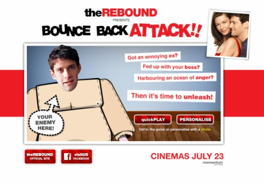 The Rebound Bounce Back Attack Game