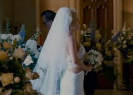 Wedding Scene Made of Honor
