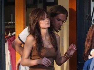 Jason Mewes' Girlfriend