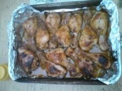 A Halloween Recipe- Devilled Chicken Pieces