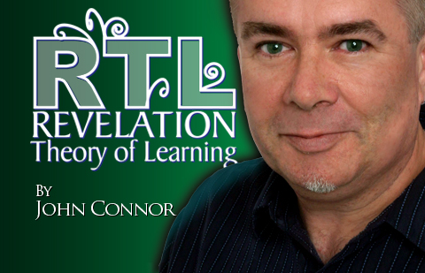 Revelation Theory of learning is a teaching & learning theory for K through 20.