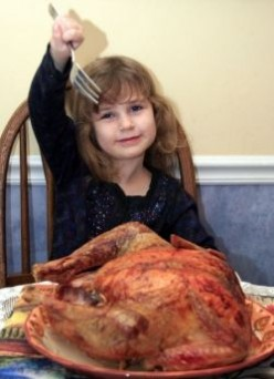 Teach Your Children Dinner Table Etiquette, Easy As 1,2,3!
