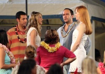 Dave Matthews & Nicole Kidman