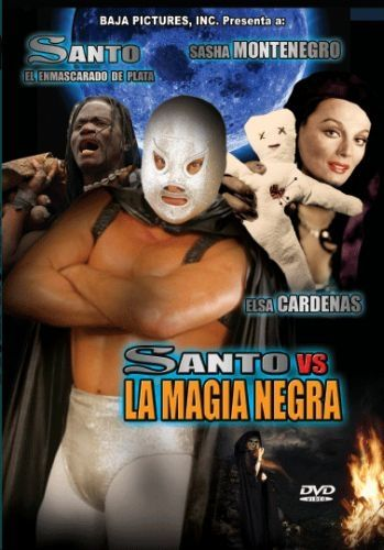 Santo contra la magia negra (Santo vs. Black Magic, 1972)