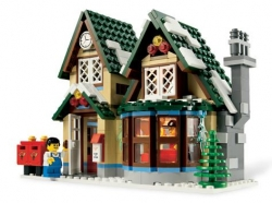 LEGO Winter Village Post Office