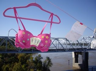 Bras are Perfect for Breast Cancer Awareness