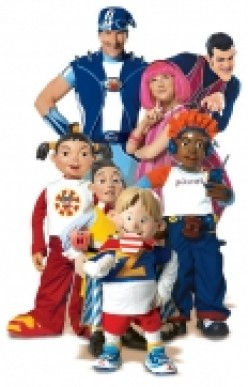 Lazy Town Toys