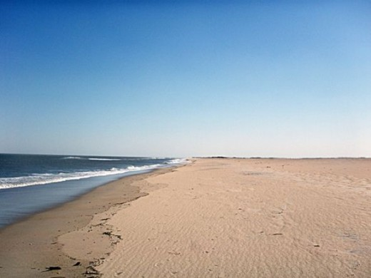 Atlantic Ocean - North Carolina