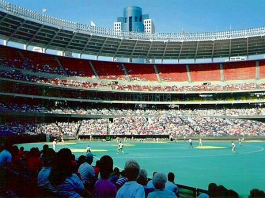 Riverfront Stadium - 1970-2002