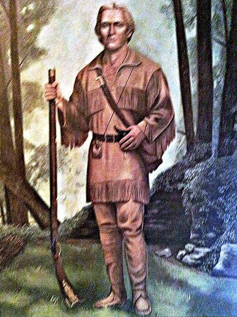 Kentucky Long Rifle