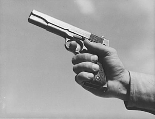M1911 Pistol