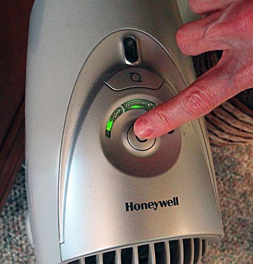 Honeywell Tower Purifier with HEPA Filter