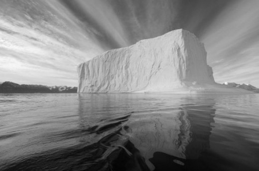 Denmark Glacier