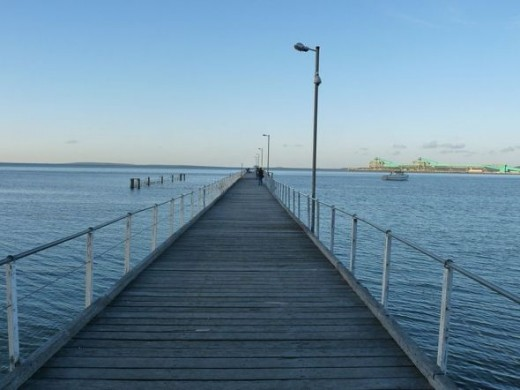 Port Lincoln Jetty