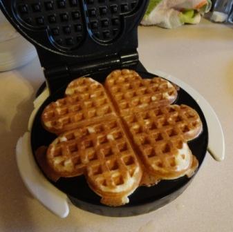 My Favorite Waffle Iron
