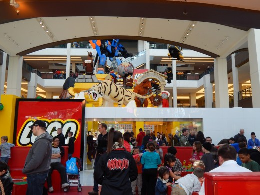 Lego Store in MOA