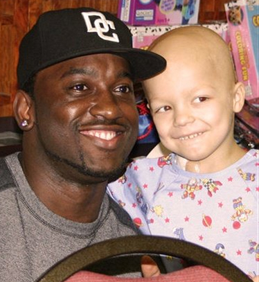Young Cancer Patient