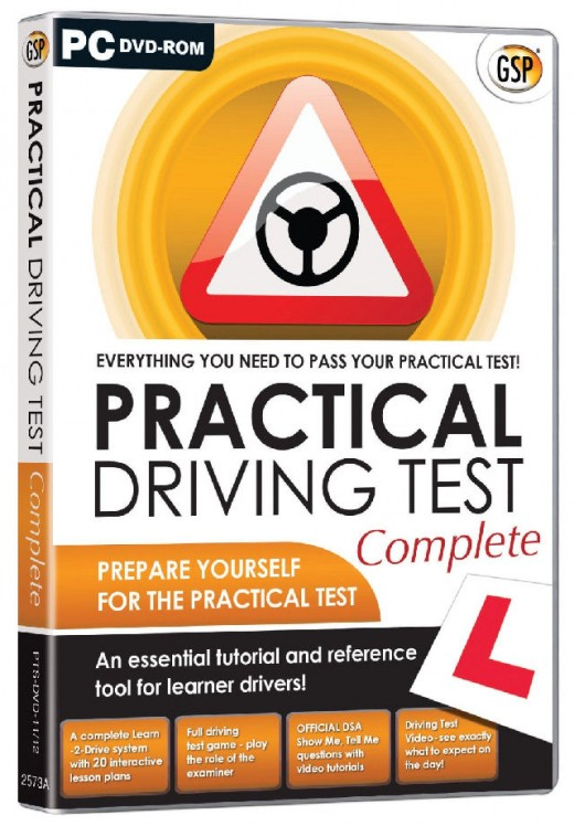 Practical Driving Test Complete (PC)