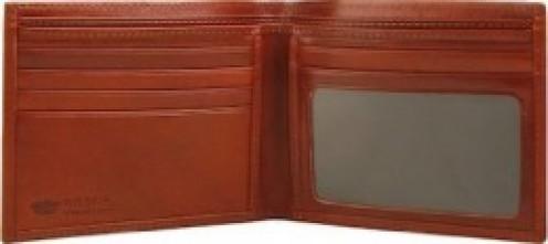 Bosca Mens Bi Fold Executive I.D. Wallet Old Leather