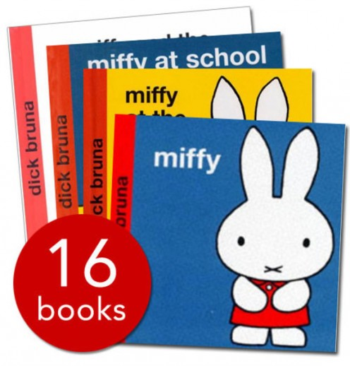 Miffy Classic Library Collection - 16 Books