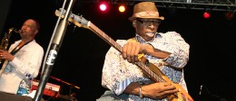 The late Wayman Tisdale
