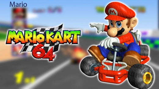 Mario Kart N64 was of the best n64 games of all time