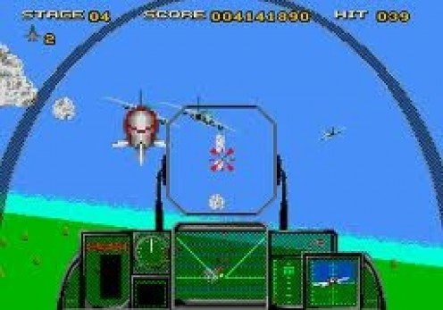 After Burmer 3 is a first person jet fighter game for the Sega CD.