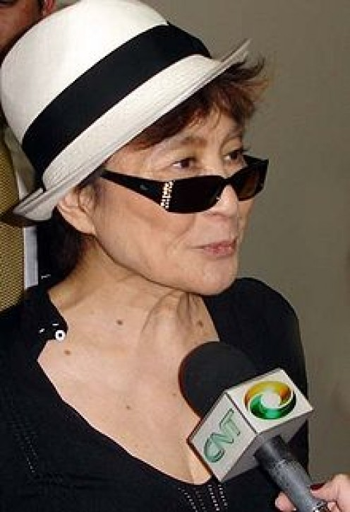 Yoko in latter days