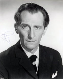 Whitstable People: Peter Cushing