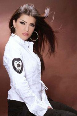 Dina Hayek-beautiful arab women-most beautiful arab women